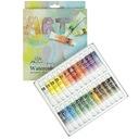 Краски Водные акварели Phoenix комплект 24 штук .