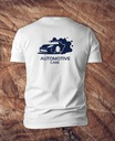 Koszulki Koszulka T-shirt z Twoim nadrukiem logo Materiał dominujący bawełna