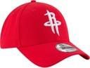 CZAPKA NEW ERA 9FORTY NBA HOUSTON ROCKETS Wzór dominujący logo