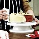 Лопатки лопатки ??? распределения крема на торт