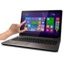 Laptop 2x1,7GHz 3558U 4GB 500GB W10 DOTYK + GRATIS