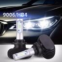 Zestaw LED HB4 8000lm żarówki DZIEŃ/NOC GWARANCJA Typ żarówki HB4