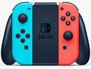 NOWE Nintendo SWITCH 32GB V2 + 2 gry + szkło +etui Złącza USB