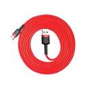 Baseus kabel USB-C Typ C Quick Charge 3.0 2A 200cm Konstrukcja oplot