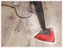 Mop parowy Vileda Steam usuwa 99,9% bakterii 1550W Długość przewodu sieciowego 6 m