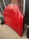 Tesla S 4x4 AWD maska pokrywa silnika 1038384-E0-C Kolor czerwony