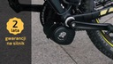 E-BIKE EBIKE KOMPLET DO KONWERSJI MID750W BATERIA Kolor czarny