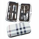 Набор для маникюра - набор инструментов для ногтей в чехол доставка товаров из Польши и Allegro на русском