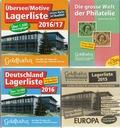 Набор из четырех каталогов компании Goldhahn доставка товаров из Польши и Allegro на русском