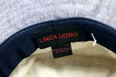 LINEA UOMO Bucket Kapelusz 57cm Wzór dominujący inny wzór