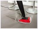 Mop parowy Vileda Steam usuwa 99,9% bakterii 1550W Wydajność powierzchniowa 130 m²