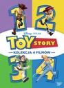 TOY STORY 1-4 PAKIET [BOX 4 DVD] Tytuł Toy Story. Kompletna kolekcja 4 filmów