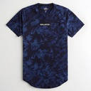 HOLLISTER by Abercrombie T-shirt Koszulka USA L Kolor granatowy