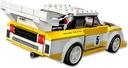 LEGO SPEED CHAMPIONS Audi Sport quattro S1 76897 Płeć Chłopcy Dziewczynki