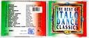 BEST OF ITALO DANCE CLASSICS vol.II = RARE = 1995 доставка товаров из Польши и Allegro на русском