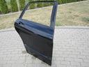 Drzwi tylne tył prawe Mercedes R-klasa W251 197 Strona zabudowy Prawe tylne