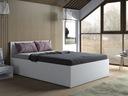 кровать с ортопедическим ??? спальни 140х200 каркас Трев