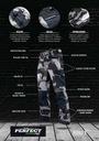 брюки рабочие защитные камуфляж Съемные STALCO XXL