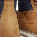 Buty Big Star j.brąz botki damskie EE274004 38 Wzór dominujący bez wzoru