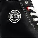 Trampki Big Star czarne na koturnie EE274615 38 Oryginalne opakowanie producenta pudełko