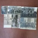 СТАРЫЕ ФОТОГРАФИИ - 6 ШТУК -ГОДА 1930-40 -ГЕРМАНИЯ+ДРУГИЕ доставка товаров из Польши и Allegro на русском