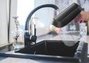 Ciśnieniowy Ekspres do kawy Yoer 1100W 15bar 10kaw Wbudowany młynek nie