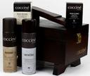 Skrzynka Pucybut + kosmetyki do obuwia COCCINE