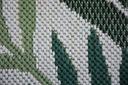 Dywan SISAL 120x170 DŻUNGLA JUNGLE LIŚCIE #B641 Grubość 6 mm
