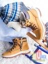 Trapery obuwie ocieplane Buty Zimowe Śniegowce Rozmiar 32
