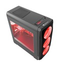 GAMING PC CASE ATX GENESIS TITAN 750 Obudowa LED Producent Genesis