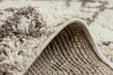 Dywan BOHO shaggy 80x150 frędzle krem #GR2822 Waga (z opakowaniem) 2.4 kg
