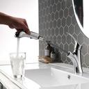 bateria umywalkowa wyciągana wylewka Homelody Typ montażu stojący