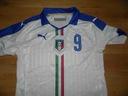 ITALIA Koszulka Puma rozm.S/M Właściwości brak