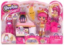 Shopkins shoppies LIPPY Lulu LEDy piękno Boutique