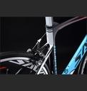 Rower szosowy Sava R3000, rama karbonowa, kolarka Kolor niebieski