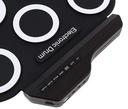электронная складная силиконовая БАРАБАНЫ USB PS