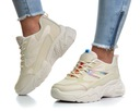 Buty Damskie Adidasy Sneakersy Platforma Tori r.39 Materiał wkładki inny materiał