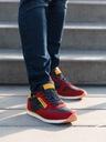 Buty męskie sneakersy adidasy T310 czerwone 42 Płeć Produkt męski