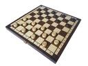SZACHY+WARCABY drewniane we WKŁ 34x34 - PRODUCENT Wiek gracza 5-7 lat 8-11 lat 12-14 lat 15-18 lat 18+