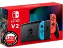 NOWE Nintendo SWITCH 32GB V2 + 2 gry + szkło +etui