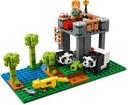 LEGO MINECRAFT Żłobek dla pand 21158 Seria brak