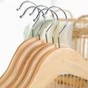 WIESZAKI DREWNIANE WIESZAK DREWNIANY UBRANIA Kod produktu Wieszaki ubraniowe odzieżowe - 13342, 13341