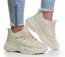 Buty Damskie Adidasy Sneakersy Platforma Tori r.39