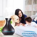 NAWILŻACZ POWIETRZA ULTRADŹWIĘKOWY AROMATERAPIA 02 Funkcje aromaterapia inhalacja nawilżanie