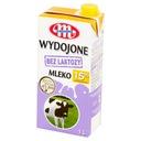 Mleko do kawy Uht 1,5 % Bez Laktozy 12X1L SMART