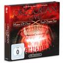 GREGORIAN LIVE MASTER OF CHANT 2 CD + DVD LIMITED Liczba płyt w wydaniu trzy i więcej