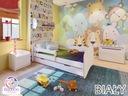 Łóżko dla dzieci 160 x 80 cm Szuflada BOOBOO Piłka Płeć Dziewczynki Chłopcy