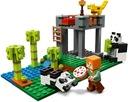 LEGO MINECRAFT Żłobek dla pand 21158 Marka LEGO