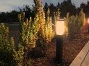 LAMPA ogrodowa STOJĄCA 45cm zewnętrzna SŁUPEK Marka Luminova