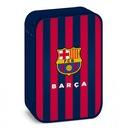 FC Barcelona piórnik 4 ścianki duży solidny 8845